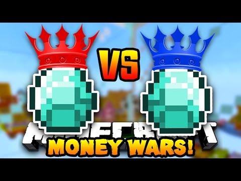 Minecraft MONEY WARS DIAMOND KINGS!! #18   w/ PrestonPlayz & MrWoofless