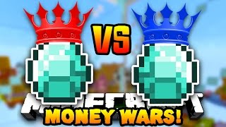 "Minecraft MONEY WARS ""DIAMOND KINGS!!"" #18 