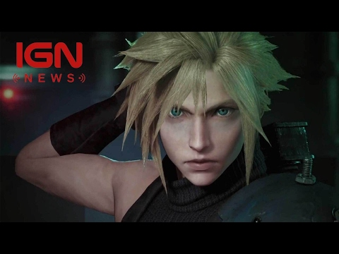 Kingdom Hearts 3, Final Fantasy VII Remake Still Years Out - IGN News
