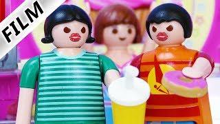 Playmobil Film Deutsch - EINE SCHRECKLICHE LIEBESGESCHICHTE! HASSLIEBE! Kinderserie Familie Vogel