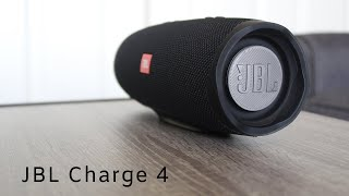 JBL Charge 4 Review - The Best Speaker For The Price?