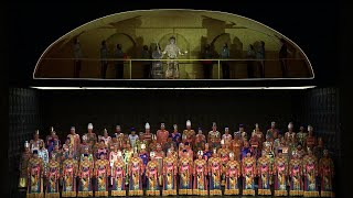 Boris Godunov – Coronation scene (Bryn Terfel; The Royal Opera)