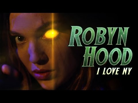 ROBYN HOOD : I LOVE NY Lili Simmons stars in the  action packed film