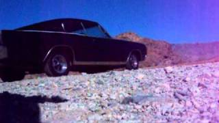 1967 Dodge Charger Exhaust Cut-Outs