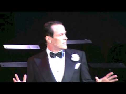 Stephen Moyer performs in