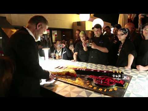 Marking One Year at Hard Rock Cafe Tenerife