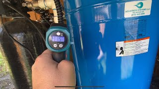 How To Set Your Well Pump Pressure Tank With Proper Air Pressure