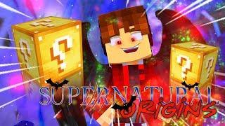 SOME LUCKY DEALS! - Supernatural Origins #18 (Supernatural Minecraft Roleplay)