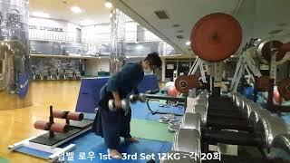 코롱스포렉스 서초점(이화관) - 검도&헬스(20…