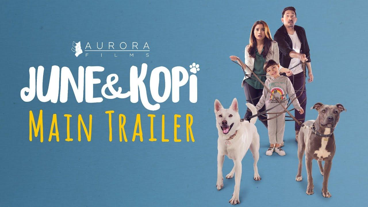 June & Kopi (2021) Main Trailer - YouTube