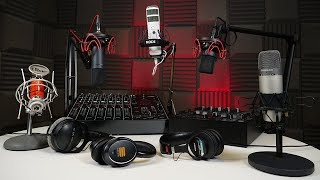 Professional Audio Equipment You Should Be Using - Radio.co Webinar