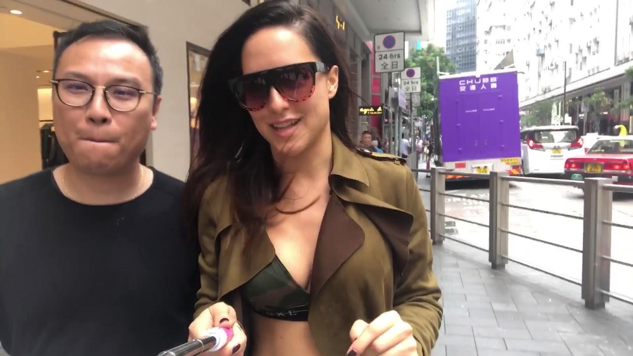 Lana upoznaje svog najvećeg kineskog fana Justin Chana ❣️