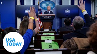 White House COVID-19 Response Team holds press briefing | USA TODAY