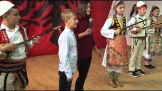 Fshati Tenovë - Festa e 28 Nëntorit - Video 8 (28.11.2014)