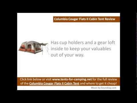 Columbia Cougar Flats II Cabin Tent Review  sc 1 st  World News & Columbia Cougar Flats II Family Dome Tent Review - WorldNews