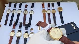 16 chiếc đồng hồ nhật thụy sĩ hiếm,ngày 10/11/2019,sdt 0978975097