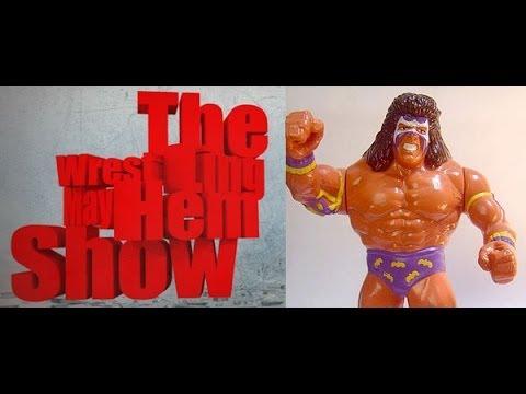 Wrestling Mayhem Show 415: Susan Lucci = Hulk Hogan