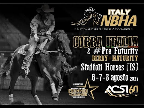 Download Coppa Italia NBHA 2021 Barrel Racing 2 Go