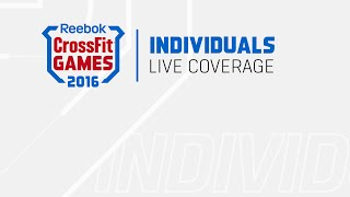 The CrossFit Games - Individual Double DT