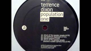 Terrence Dixon - Return of the Speaker People ( Kausto's Sudden Aphasia Mix) - Shanti