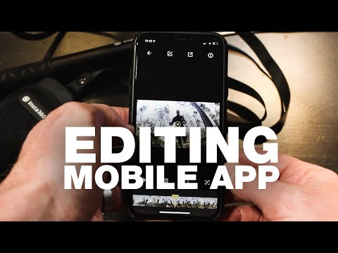 Mobile App - Post-production (video 5/6) - Insta360 ONE X