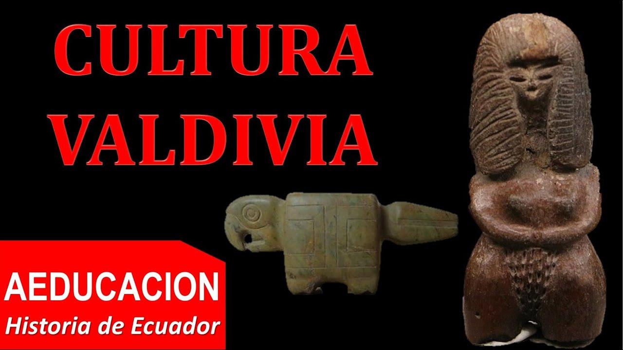 CULTURA VALDIVIA - ECUADOR - AEDUCACION