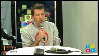 Solutions Libres et Open Source 2013 - News Debian