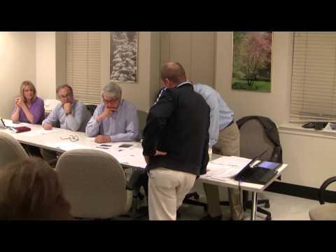 Weston MA Planning Board 5/7/2013: 7:35 - 67 Bay State Road