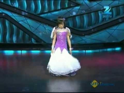 DID L'il Masters Season 2 May 26 '12 - Saumya & Susanket