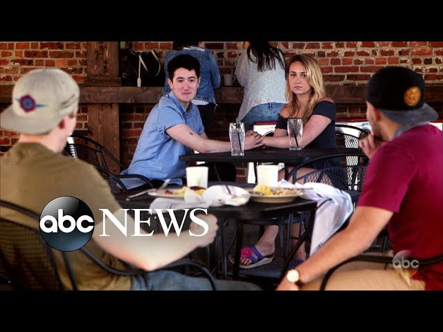 Transgender man is bullied by former classmates | What Would You Do? | WWYD
