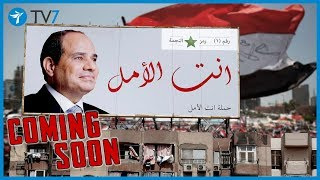 Coming soon...Egypt's strive for stability - JS 417 trailer