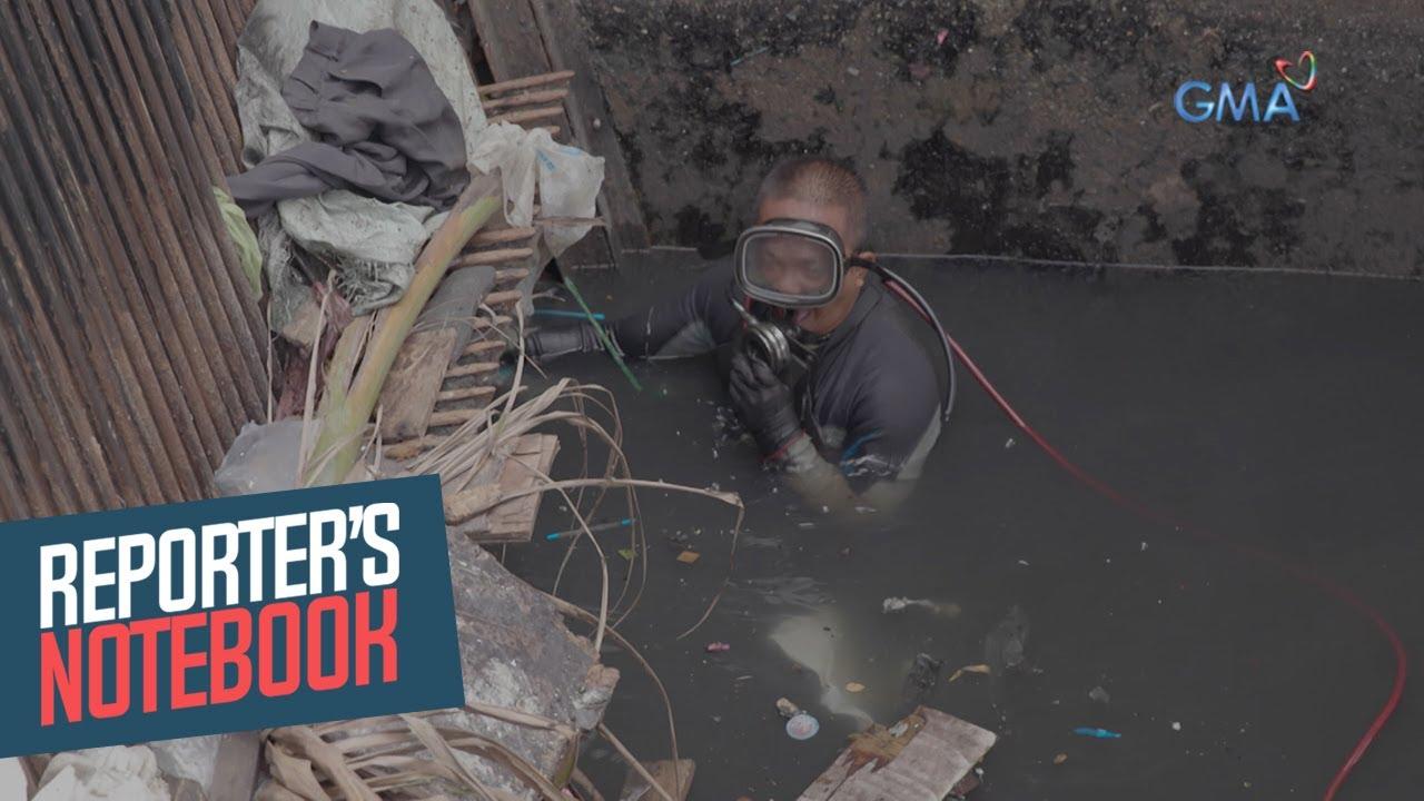 Download Reporter's Notebook: Kalbaryo ng mga trash diver ngayong panahon ng pandemya