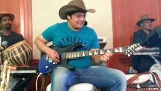 sj prasanna  hindi film namak halal song instrumental on guitar (9243104505)