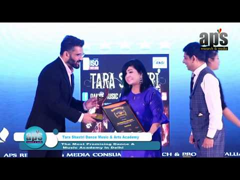 National Icon Award@Tara Shastri Dance Music & Arts Academy II APS Research Media