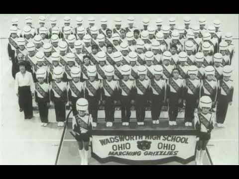 Wadsworth High School Marching Band 1978