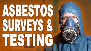 Asbestos Survey, Testing, Sampling and Analysis by Enviraz Surveys Ltd Glasgow, UK