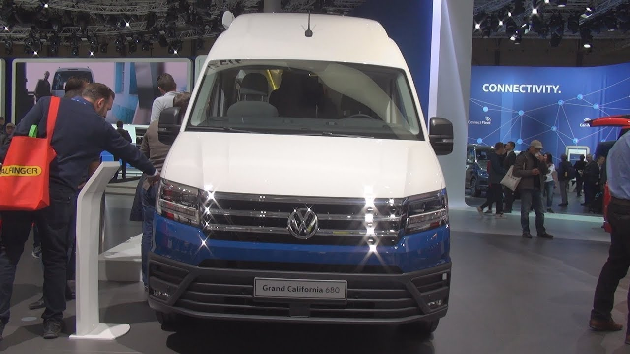 Vw Crafter 2019