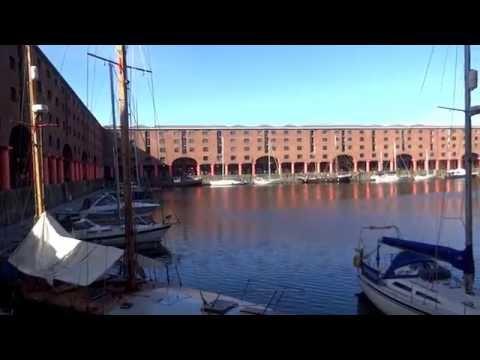 Early Morning Walks - Liverpool Royal Albert Dock......UK