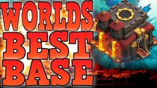 Ultimative RH10 CW-BASE Nr.1 ||CLASH OF CLANS || Let's Play CoC [Deutsch/German HD]
