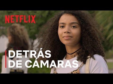 Selena: La Serie | Selena conoce a Beyoncé | Netflix