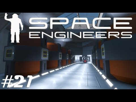 Let's Play Space Engineers S2E21 Hydrogen Silo