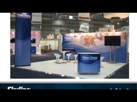 Skyline Displays Healthcare & Medical Capabilities Presentation