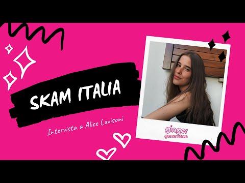 SKAM Italia 4: Intervista ad Alice Luvisoni (Carlotta)