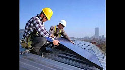 Solar Panel Installation Company Pound Ridge Ny Commercial Solar Energy Installation