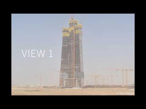 Jeddah Tower | December Update | Second half of 2017