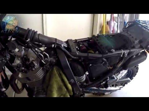 Suzuki DR650 Mikuni Carburetor Jetting - carb remains on bike