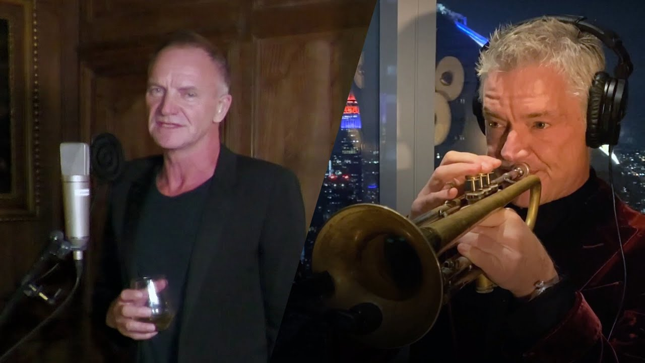 Sting and Chris Botti - In The Wee Small Hours Of The Morning (Live)