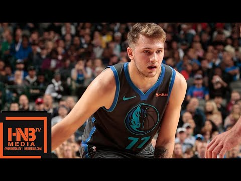 Oklahoma City Thunder vs Dallas Mavericks Full Game Highlights | 11.10.2018, NBA Season