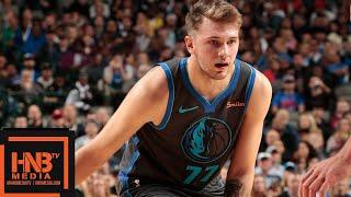 Oklahoma City Thunder vs Dallas Mavericks Full Game Highlights   11.10.2018, NBA Season