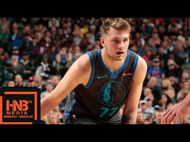 Oklahoma City Thunder vs Dallas Mavericks Full Game Highlights | 11.10.2018, NBA Season